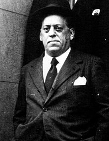 Fotografía del general Sanjurjo en 1932